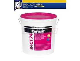 TYNK CERESIT silikonowy CT 74 1,5 mm 25 kg