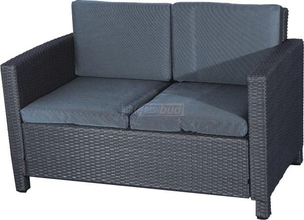 Meble Ogrodowe (Stoł Sofa 2 Fotele) Merano : Meble ogrodowe BORNEO zestaw ogrodowy stół kanapa fotele
