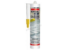 SOUDAL colozinc klej do blachy