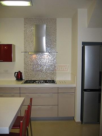 Mozaika Szklana Biała Perłowa A21